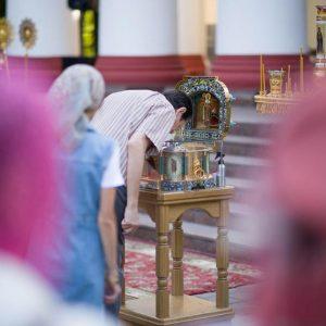 2021-07-23-Божественная-литургия-в-соборе-Петра-и-Павла-1
